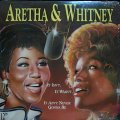 ARETHA FRANKLIN & WHITNEY HOUSTON ‎/ IT ISN'T, IT WASN'T, IT AIN'T NEVER GONNA BE