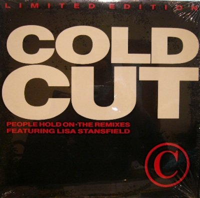 画像1: COLDCUT FEATURING LISA STANSFIELD ‎/ PEOPLE HOLD ON