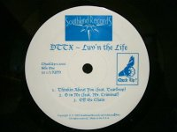DTTX ‎/ LUV'N THE LIFE  (SAMPLER)