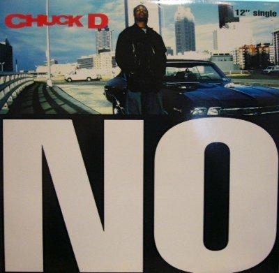 画像1: CHUCK D / NO