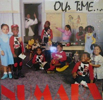 画像1: NUMARX / OUR TIME HAS COME  (US-LP)
