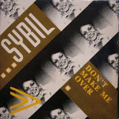 画像1: SYBIL / DON'T MAKE ME OVER  (UK)