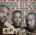 "3-D (Three Times Dope) /  ORIGINAL STYLING  (UK-LP +12"")"
