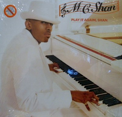 画像1: MC SHAN ‎/ PLAY IT AGAIN, SHAN  (US-LP)