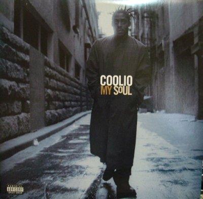 画像1: COOLIO / MY SOUL  (US-2LP)