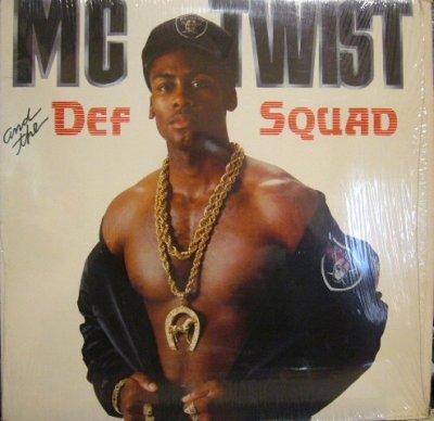 画像1: MC TWIST & THE DEF SQUAD / JUST ROCK