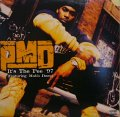 PMD / IT'S THE PEE '97  (EP)