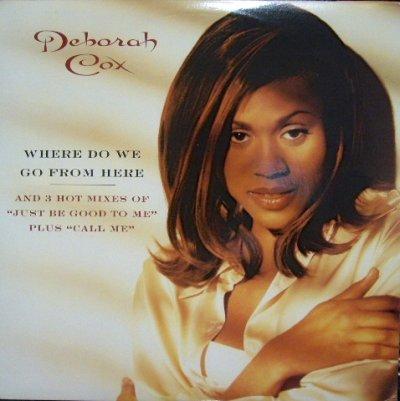 画像1: DEBORAH COX / WHERE DO WE GO FROM HERE