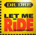 DR. DRE / LET ME RIDE  (GEMA)