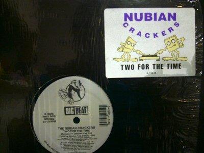 画像1: THE NUBIAN CRACKERS /  TWO FOR THE TIME