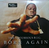 THE NOTORIOUS B.I.G. ‎/ BORN AGAIN  (US-2LP)
