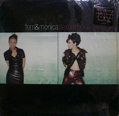 画像1: TERRI & MONICA / SEXUALITY (IF YOU TAKE YOUR LOVE)