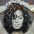 JANET JACKSON ‎/ JANET.  (UK-2LP)