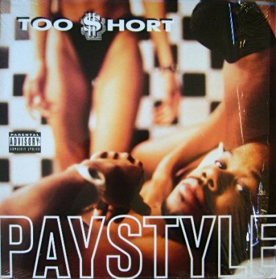 画像1: TOO SHORT ‎/ PAYSTYLE