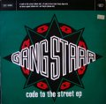 GANGSTARR / CODE TO THE STREET EP