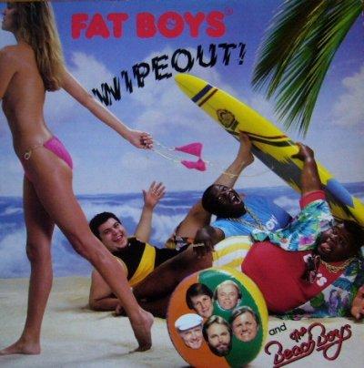 画像1: FAT BOYS / WIPEOUT
