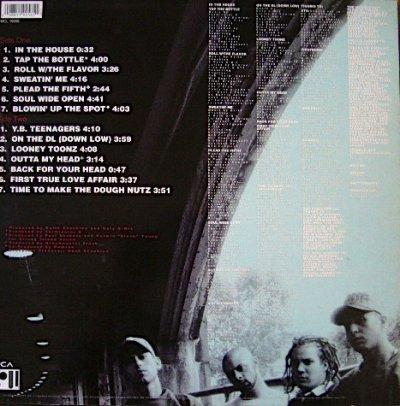 画像2: YOUNG BLACK TEENAGERS / DEAD ENZ KIDZ DOIN'LIFETIME BIDZ  (UK-LP)