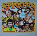 SPINNERS / HAPPINESS IS BEING WITH THE SPINNERS  (US-LP)