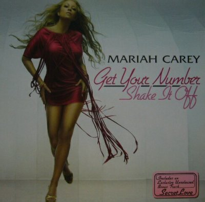 画像1: MARIAH CAREY / GET YOUR NUMBER - UK