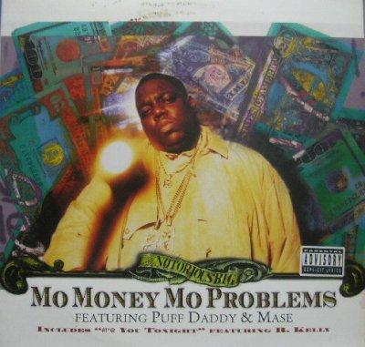 画像1: THE NOTORIOUS B.I.G. / MO MONEY MO PROBLEMS feat. PUFF DADDY & MASE