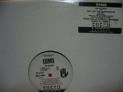 画像1: EPMD / I'M HOUSIN'