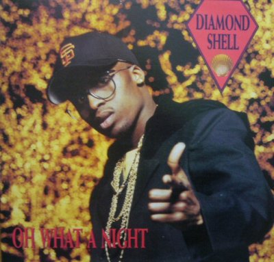画像1: DIAMOND SHELL / OH WHAT A NIGHT