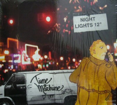 画像1: TIME MACHINE / NIGHT LIGHTS