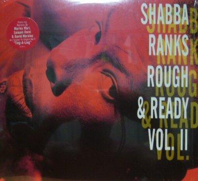 画像1: SHABBA RANKS / ROUGH & READY VOL.2