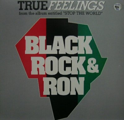 画像1: BLACK ROCK & RON / TRUE FEELINGS