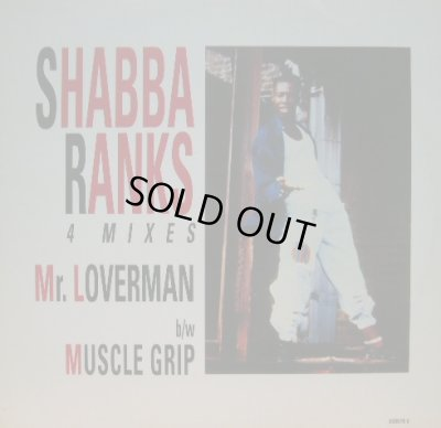 画像1: SHABBA RANKS / MR. LOVERMAN