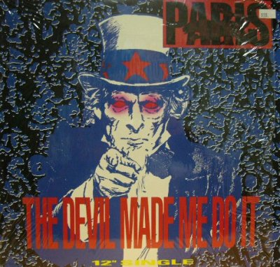 画像1: PARIS / THE DEVIL MADE ME DO IT