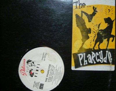 画像1: THE PHARCYDE / YA MAMA REMIX