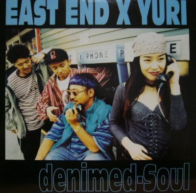画像1: EAST END x YURI / DENIMED-SOUL