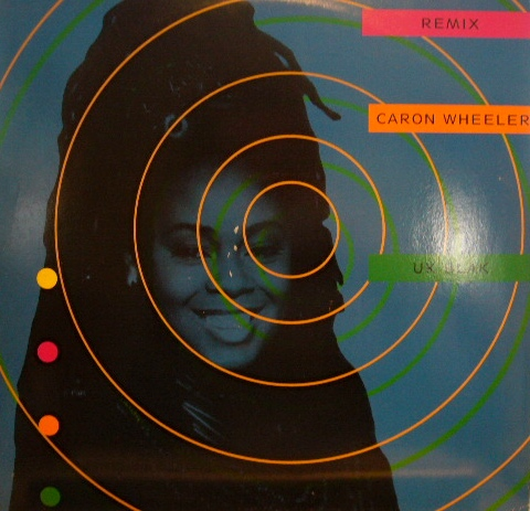 caron wheeler uk blak remix source records ソースレコード