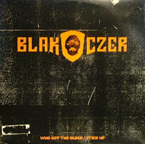 blak czer who got the glock source records ソースレコード