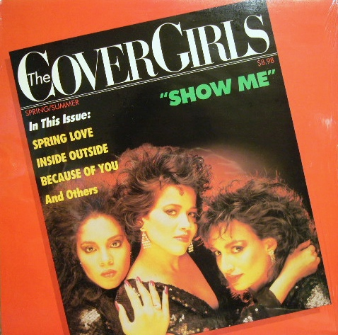 the cover girls shoe me us lp source records ソースレコード