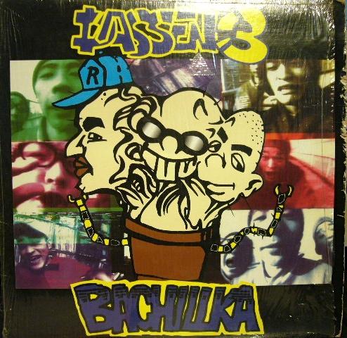 DASSEN 3 (脱線 3) / BACHILLCA ...