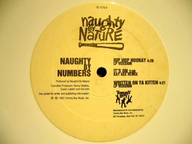 naughty by nature naughty by numbers us ep source records