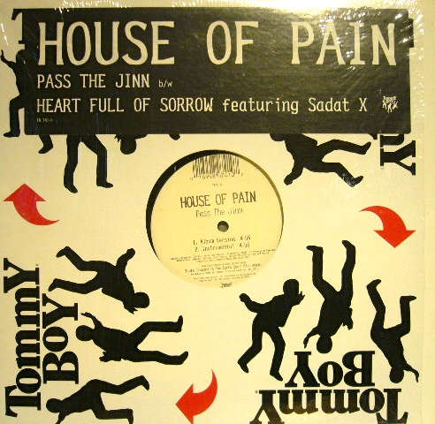 house of pain pass the jinn source records ソースレコード