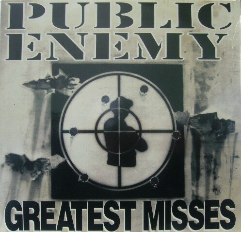 public enemy greatest misses source records ソースレコード